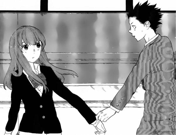 Koe no Katachi - A Silent Voice review and personal thoughts!